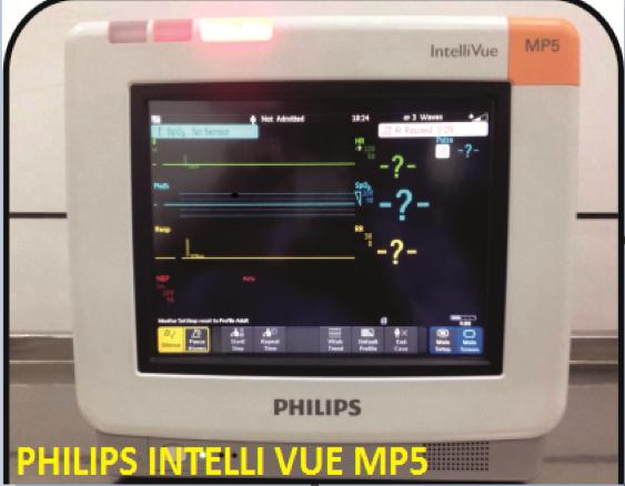 Philips Intellivue MP5