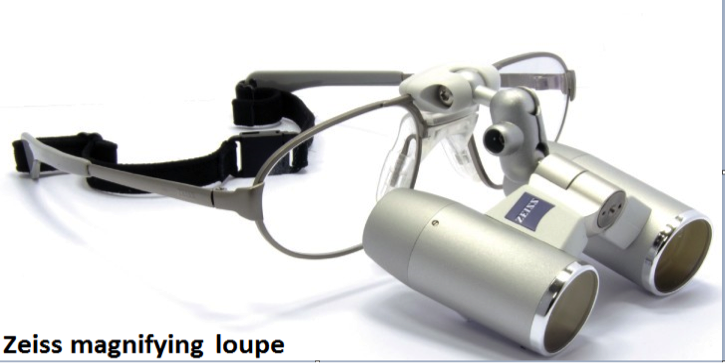 Zeiss Magnifying Loupe