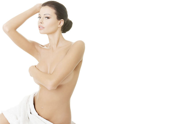 Have a proporationate body with breast reduction surgery -