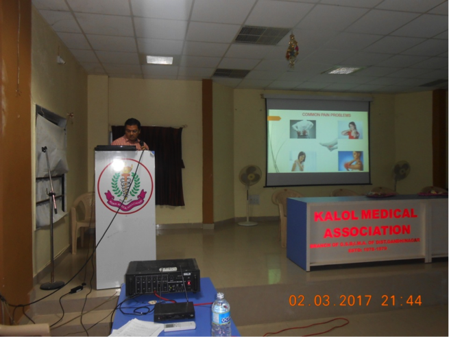 kalol Medical Association CME