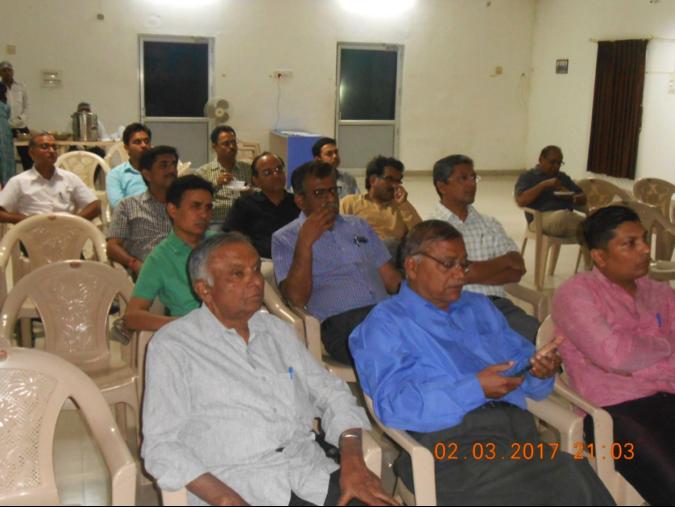 kalol Medical Association CME - Cutis Hospital Ahmedabad